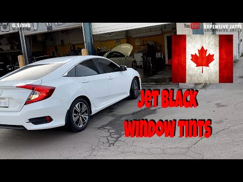 Tint Windows || Illegal OR Legal ..
