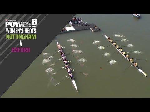 Nottingham V Oxford - Women's Heat | Power8 Sprints