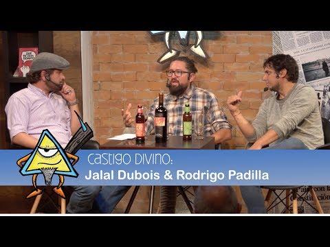 Castigo Divino: Jalál Dubois & Rodrigo Padilla