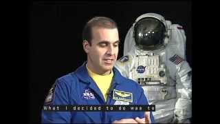 Challenges of Spacewalking -- Rick Mastracchio