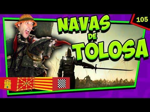 La Batalla Más épica En España ⚔️ NAVAS DE TOLOSA