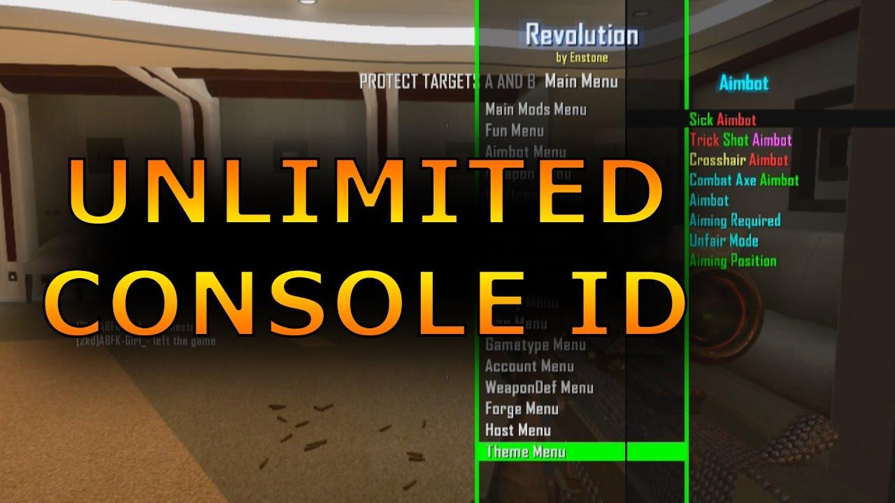 PS3 MODS - UNLIMITED CONSOLE IDS - PS3/PSN UNBAN GLITCH - FREE PRIVATE  CONSOLE IDS