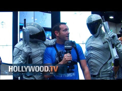 What superhero do the celebs want to be - Hollywood.TV - ???