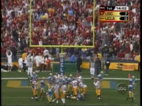 The last time the USC Trojans won the national championship…