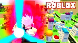 THE NEW DRAGON BALL ALREADY IS IN BETA! -ROBLOX DRAGON BALL FORCES
