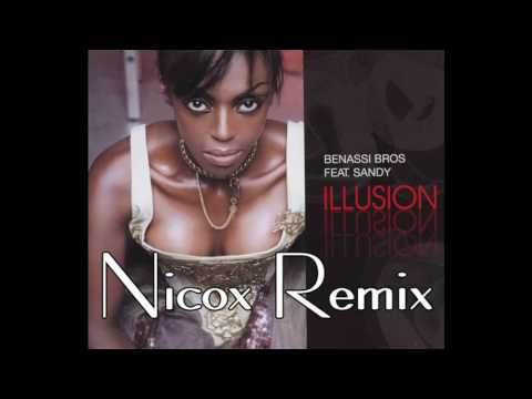 Benassi Bros feat. Sandy - Illusion (Nicox Deep Disco Remix)
