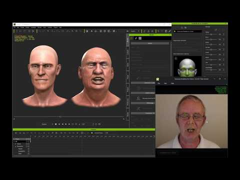 iClone 7 Facial Motion Capture Webinar _OCT 17, 2017