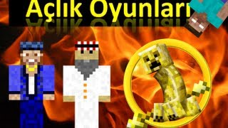 Türkçe Minecraft Hunger Games 8 (Survival Games) - Hamam