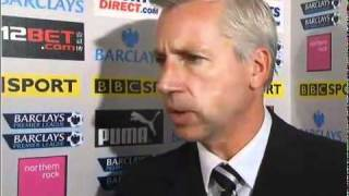 Alan Pardew Owns BBC Reporter | Joey Barton vs Gervinho Incident | Full Interview!