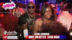 DON NASSER AND KASHA DEBANK UGANDAN TYCOONS BLOWING MONEY  FAST IN CLUB GUVNOR