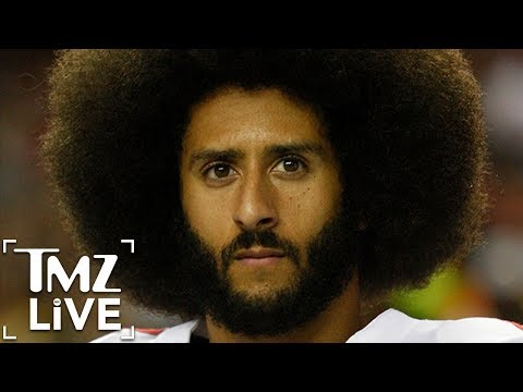 Colin Kaepernick  Fights Back Against The NFL I TMZ LIVE