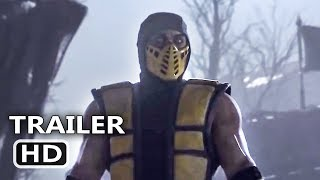 PS4 - Mortal Kombat 11 Cinematic Trailer (2019)