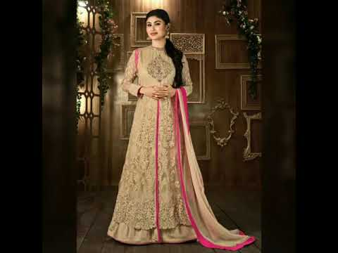TOP 20 Collared/High/Closed Neck Designs for Salwars/Anarkali Suits