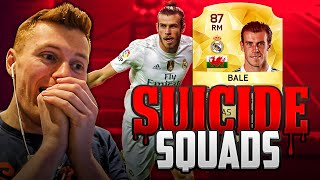 Fifa 16 - bale suicide squads!!! | the welsh destroyer!!!