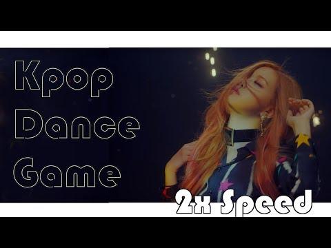 Kpop Dance Game --- Double Speed!!