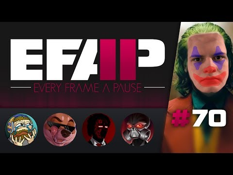 EFAP #70 - Ralphthemoviemaker Has A BAD TAKE On The Joker (2019) With Literature Devil