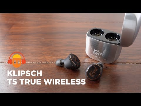 Klipsch T5 True Wireless Earphone Review: Heritage Meets Future