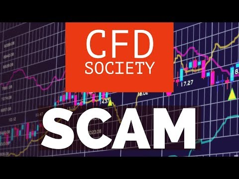 CFD Society Scam Review