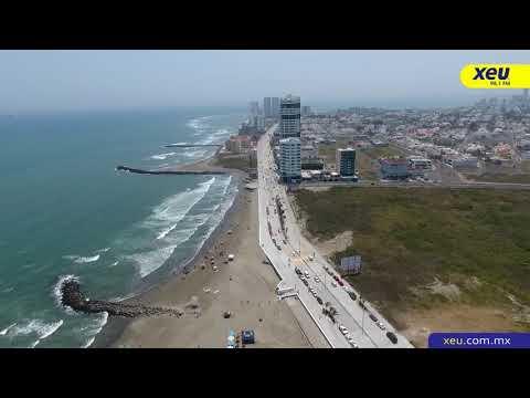 Playas de Veracruz y Boca del Río