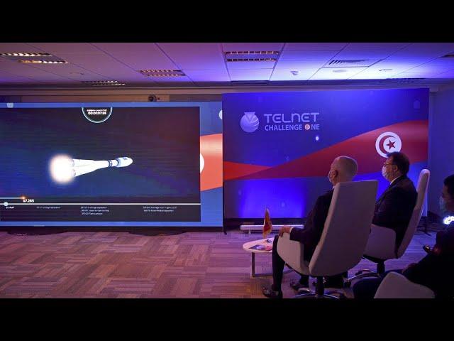 La Tunisie devient le premier pays du Maghreb à lancer un satellite 100 % local