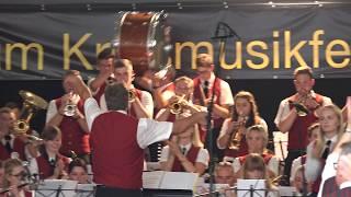 2017 Musikverein Hohentengen - Super Stimmung beim Kreismusikfest Ablach