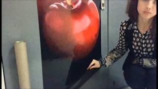 Новинка! Магнитные покрытия на холодильник - (812) 331-73-23 ГК СТРОЙС(, 2015-06-03T09:01:31.000Z)