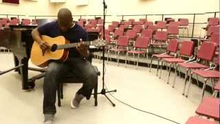 INTO WORSHIP | Jonathan Ernstly Etienne - Open the Eyes of My Heart
