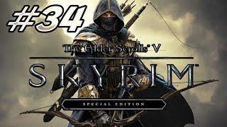 Стрим The Elder Scrolls 5: Skyrim Special Edition Похождение Босмера #34