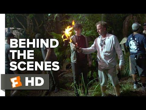 Jurassic World Behind the Scenes - Shooting in New Orleans (2015) - Chris Pratt Movie HD