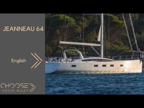 JEANNEAU 64: Guided Tour Video (English)