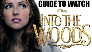 GUIDE TO WATCH - Into The Woods (Rob Marshall, 2014)