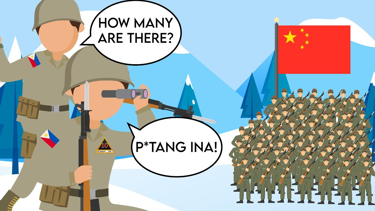 Download How these Brave Filipinos Somehow Beat 40 to 1 Odds in the Battle of Yultong [Korean War]