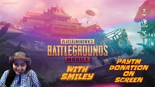 LATE NIGHT PUBG Mobile with Flare Guns ~SMILEY
