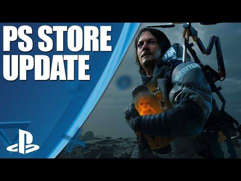 PlayStation Store Highlights - 6th November 2019