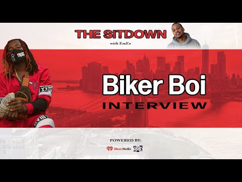 EmEz - Biker Boi Talks Music, Upcoming Goals, Living In A Foreclosed Home & More!