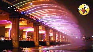 Jembatan Pelangi, Inilah 7 JEMBATAN Paling SPEKTAKULER DAN MENAKJUBKAN DI DUNIA