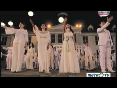 Putri Ayu, Daniel Christianto & All Artist - Indonesia Pusaka