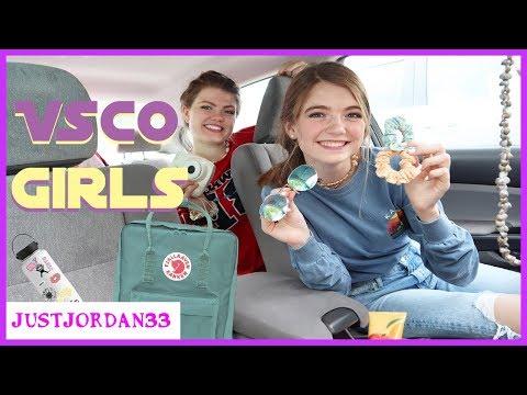 Transforming Into The Ultimate VSCO Girls / JustJordan33