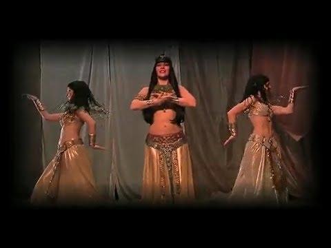 Dança faraônica - Dança do Templo
