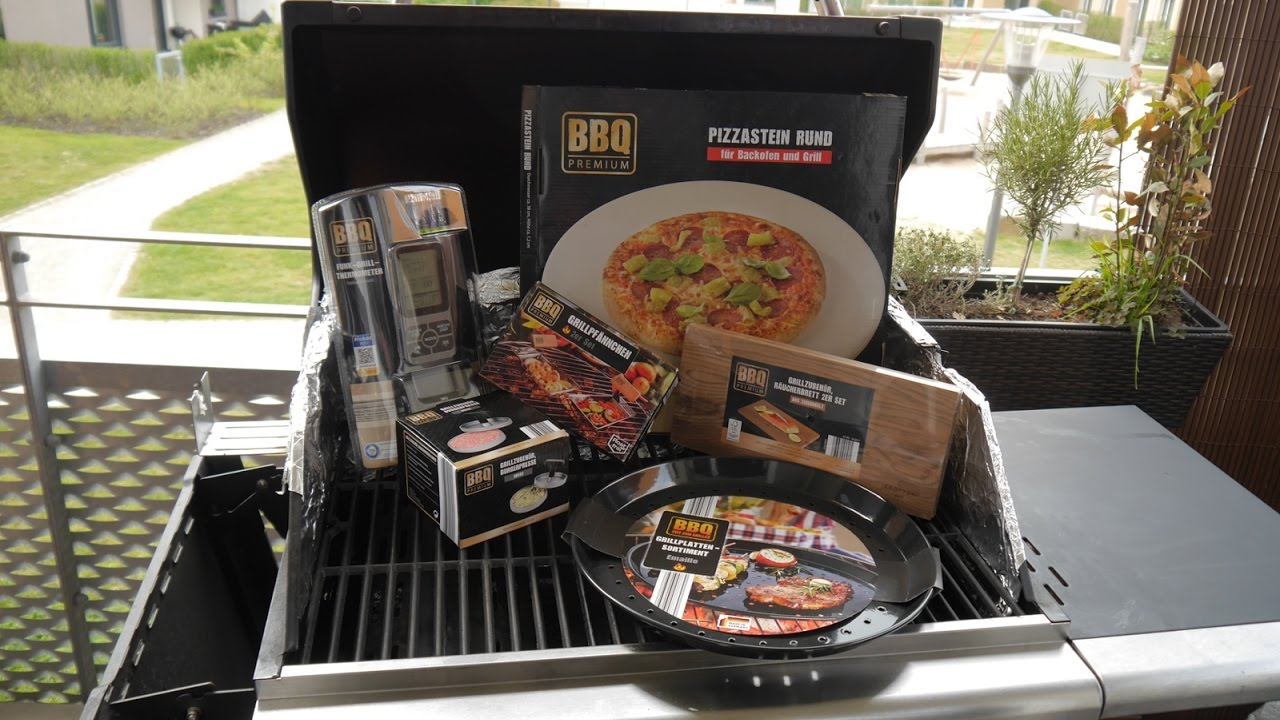 Aldi Gasgrill Boston Zubehör : Aldi süd bbq premium grill zubehör youtube