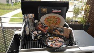 Aldi Gasgrill 2017 : Aldi süd bbq premium grill zubehör youtube