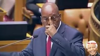 """Jacob Zuma Is A Thief"" - Remix."
