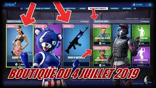 FORTNITE: July 4th Shop, NEW SKIN AGENT DOUBLE, ARTIFICE LIGHTS