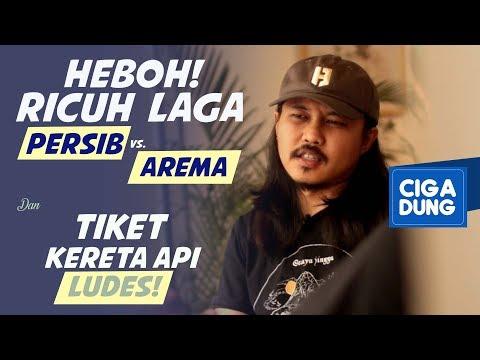 Heboh! VIDEO RICUH LAGA PERSIB VS. AREMA