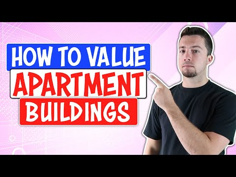 How to Determine Value of Apartment Building [Real Estate Investing]