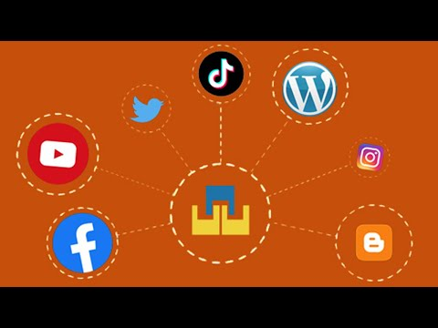 How to Improve Social Media Presence by using LinkCollider