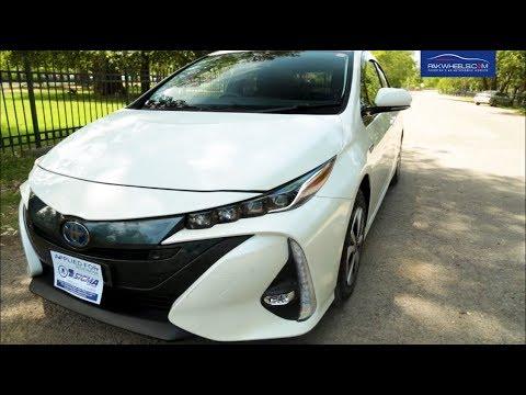 Toyota Prius Prime PHV Hybrid | PakWheels Review | Specifications | Electric | Interior | Exterior