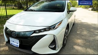 Toyota Prius Prime PHV Hybrid | PakWheels Review | Specifications | Electric | Interior | Exterior
