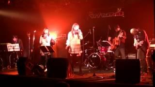仙台「darwin」で行われた『大人のライブフェスティバル』に出演のai☆ba...