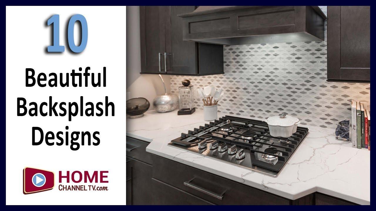 10 beautiful backsplash tile designs 2019 kitchen design ideas